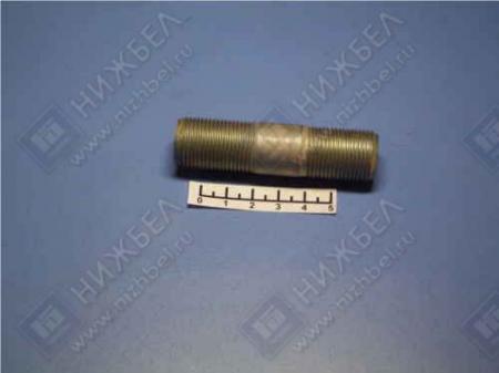Шпилька М20x1, 5х28х45 крепления рычага реактивной штанги 853306 ЗМЗ