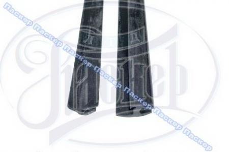Россия.  БРТ.  Уплотнитель стекла 2110 лобового (комплект), ВАЗ 2110 Производитель.