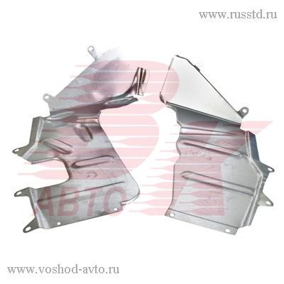 Брызговик двигателя ваз 2109